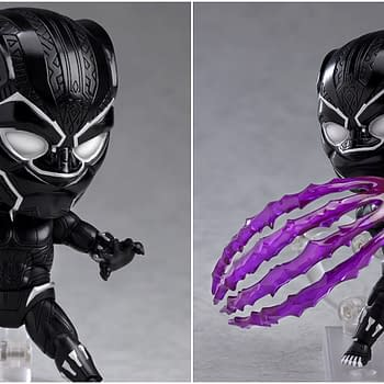 Black Panther Nendoroid From Infinity War Up For Order Now
