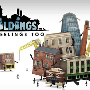 Buildings Have Feelings Too Will be Released In March 2021