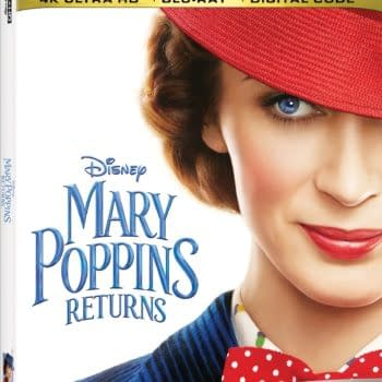 GIVEAWAY: Mary Poppins Returns Blu-Ray & Compact Mirror