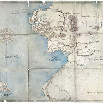 Amazons Lord of the Rings Series Teases/Confirms The Second Age Setting