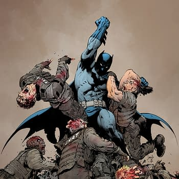 DC Comics Make DCeased #1 Available For Retailer Exclusive Variant Covers