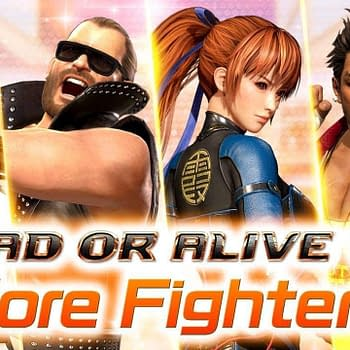 Koei Tecmo Releases Free-To-Play Game Dead Or Alive 6: Core Fighters