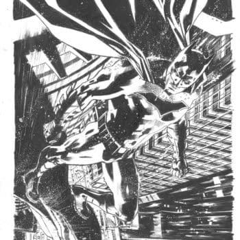Warren Ellis and Bryan Hitch – Reuniting on Batman?