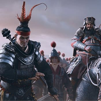 Total War: Three Kingdoms Shows Off a New Warlord Trailer