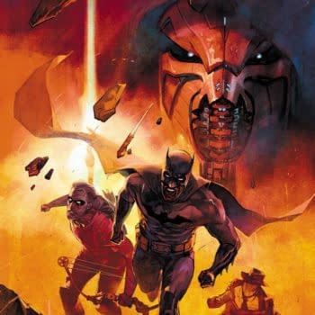 Brian Bendis and Alex Maleev Launch Event Leviathan at DC in June