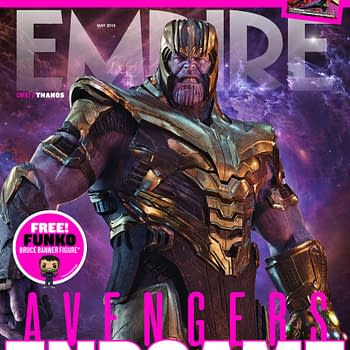 Avengers: Endgame Gets Three New Empire Magazine Covers