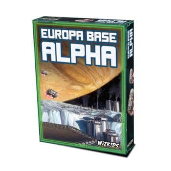 WizKids Announces Release of 'Europa Base Alpha' Game