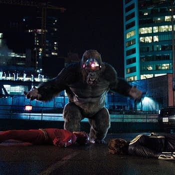 "'The Flash' Season 5, Episode 15 ""King Shark vs. Gorilla Grodd"": Shark Fights Gorilla? We're There! [PREVIEW]"
