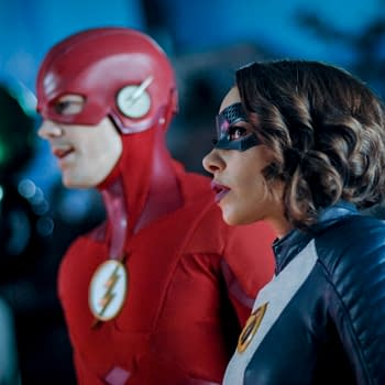 The Flash Season 5 Episode 17 Time Bomb: Will Nora Tell Her Folks About Thawne [PREVIEW]