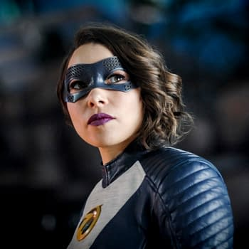 The Flash: Jessica Parker Kennedy on Nora Return: As Far as I Know Shes Gone For the Moment