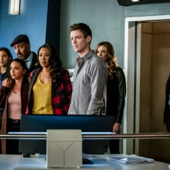 The Flash Update: Martin, Patton, & Panabaker Resign for Season 8