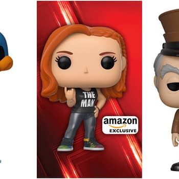 Funko Round-Up: Becky Lynch Looney Tunes and Thunderbirds