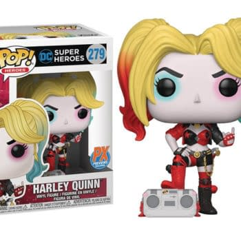 Funko Harley Quinn Previews Exclusive