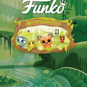 Funko Launches New Wetmore Forest Series of Books