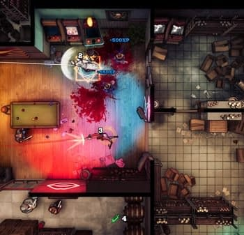 Gods Trigger is Fast-Paced Frenetic Fun