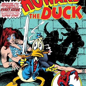 Marvel to Reprint 1976s Howard the Duck #1 with Ads and All
