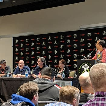 Becky Cloonan Reflects on Breaking Glass Bat-Ceilings at ECCC