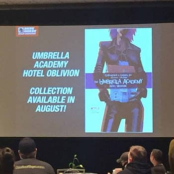 Dark Horse Tells All at ECCC Retailer Breakfast- Umbrella Academy Minecraft and More
