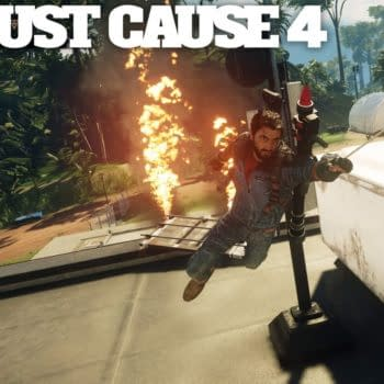 Just Cause 4 Received a New Patch Update and 2019 Road Map