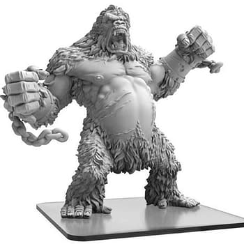 More Details on MonPocs Empire of the Apes from Privateer Press