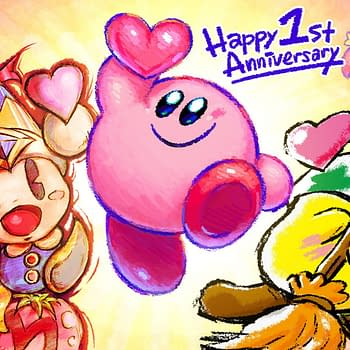 Nintendo and HAL Labs Celebrate Kirby Star Allies Anniversary