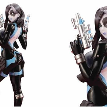 Kotobukiya Bishoujo Domino Statue Now up for Order