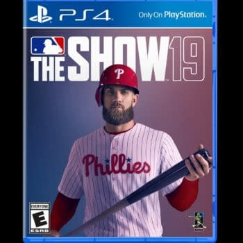 MLB The Show 19 Confirms Bryce Harper Cover After Phillies Signing