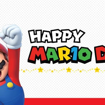 Nintendo Offers Discounts on Mario Games for Mario Day