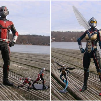 Ant-Man and Wasp Marvel Select Figures Now Available in Disney Stores and Online