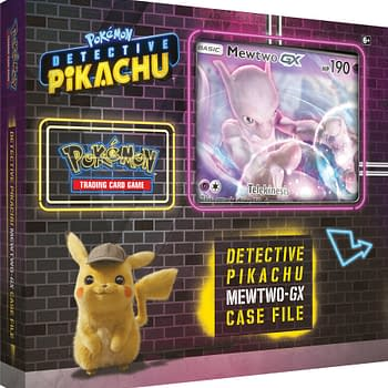 Pokémon TCG Reveals New Detective Pikachu Cards