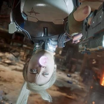 Mortal Kombat 11 Shows Off More of Kano and Cassie Cage