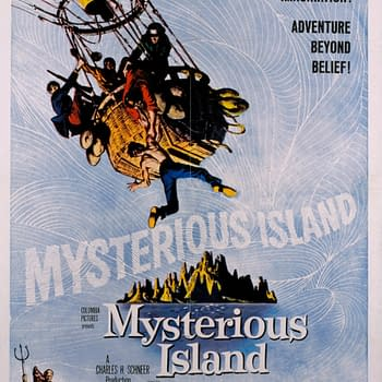 Castle of Horror: Mysterious Island (1961) Gave Us Giant Crabs and a Suave Strange Captain Nemo