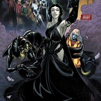 Nyx Forgot Her Paraphernalia in Avengers: No Road Home #5