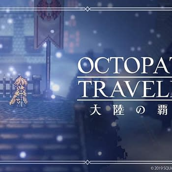 Octopath Traveler Prequel Has An English Version Coming