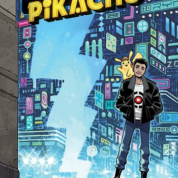 Brian Buccellato and Nelson Dániel Adapt Detective Pikachu Movie for Comics This Summer