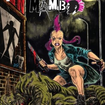Valiant Shocker: Punk Mambo Betrays Its Roots With Iron Maiden Variant Covers