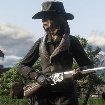 Red Dead Online Beta Adds the Evans Repeater From The First Game