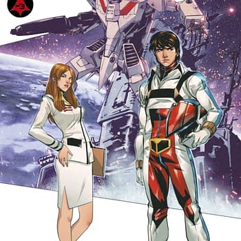 Robotech #18 Hints that theres Something Else to Minmei (REVIEW)