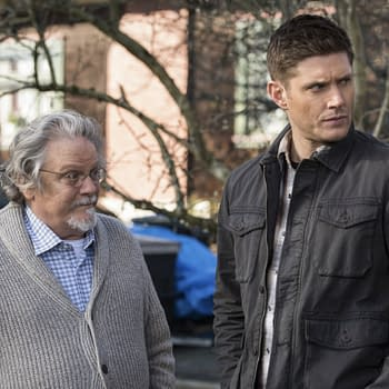 "'Supernatural' Season 14, Episode 15 ""Peace of Mind"" Preview: For Sam and Castiel, It's 'Pleasantville' vs. 'X-Files'"