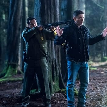 Supernatural Season 14 Episode 16 Dont Go In The Woods: Cant Say You Werent Warned Sam and Dean [PREVIEW]