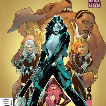 Gail Simone Says We Could Get More Domino After Hotshots the Most Efffed Up Thing Shes Ever Written