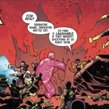 Wolverine Knows What to Do With a Neo-Nazi in Dead Man Logan #5