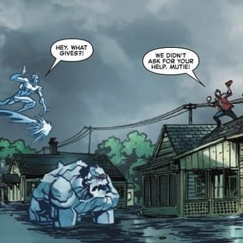 Mutants as a Metaphor for Immigration Uncanny X-Men: Winters End #1