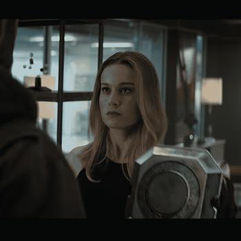 Okay But [SPOILER] Meeting Thor in New Avengers: Endgame Trailer