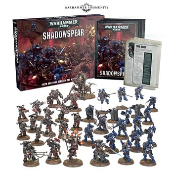 Games Workshop Teases New Chaos in Shadowspear Pre-Release