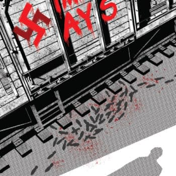 Simon Says: Image to Publish Nazi Hunting Revenge OGN Inspired by True Story