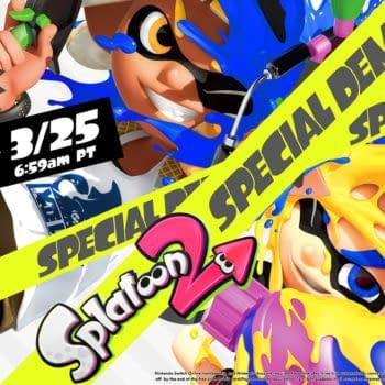 Nintendo is Offering a Free Demo of Splatoon 2 For a Week