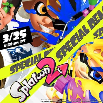 Nintendo is Offering a Free Demo of Splatoon 2 For a Week