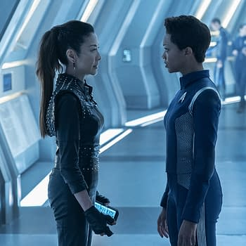 Star Trek: Discovery Season 2 Episode 10 The Red Angel Answers All Your Questions &#8211 With More Questions [SPOILER REVIEW]