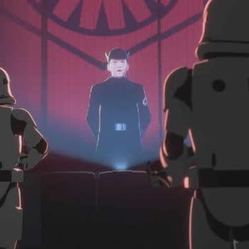 "'Star Wars Resistance' Season 1, Episode 21 ""No Escape: Part One"": Awww, Hux! [SPOILER REVIEW]"